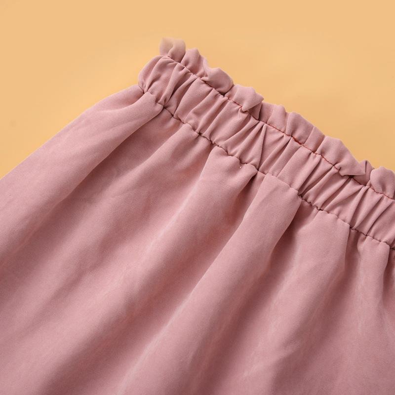 Lace Decorated Skirts for Toddler Girl
