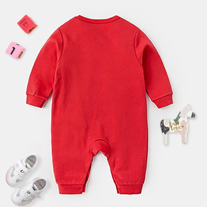 Pizza Pattern Jumpsuit for Baby