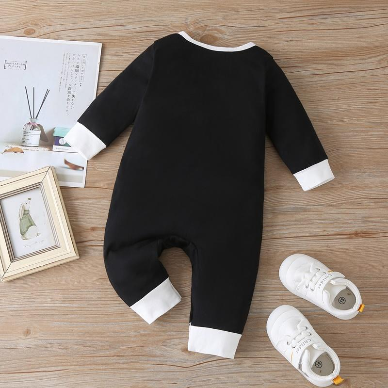 kaola Pattern Jumpsuit for Baby