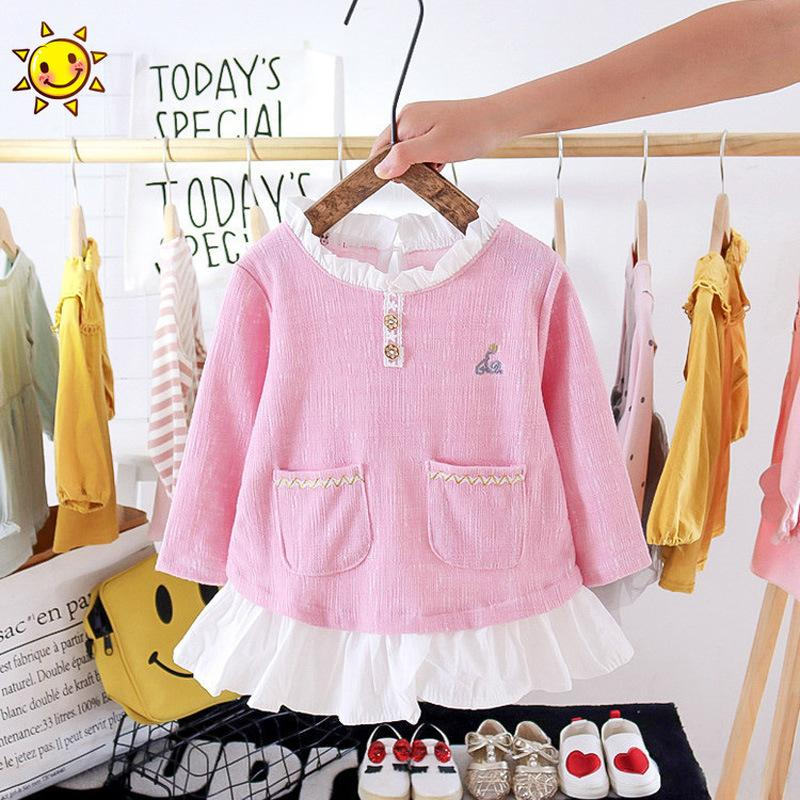 Chanel Style Dress for Toddler Girl
