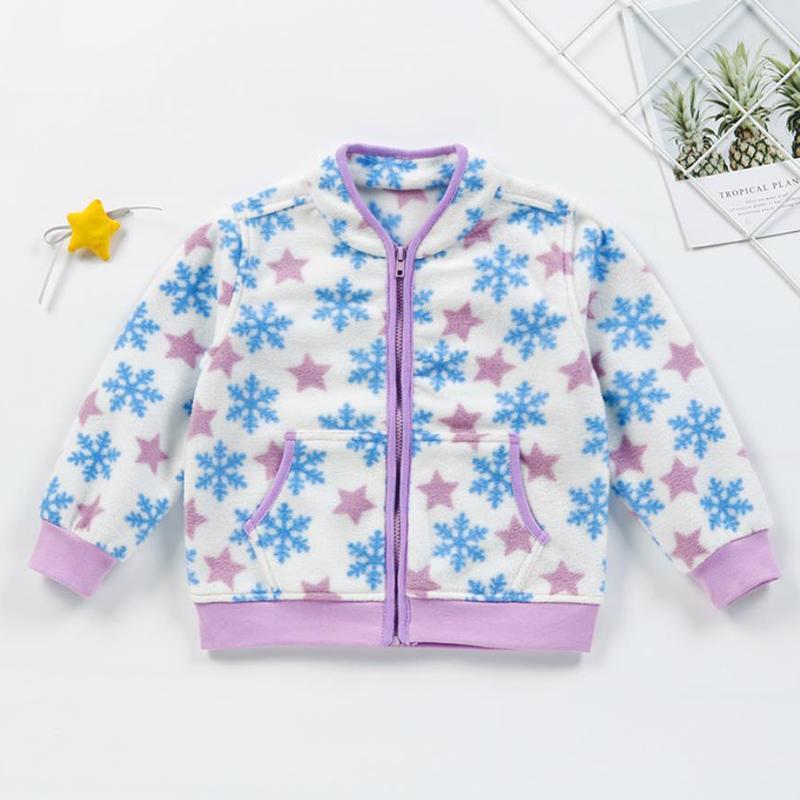 Polar fleece Jacket for Toddler Girl