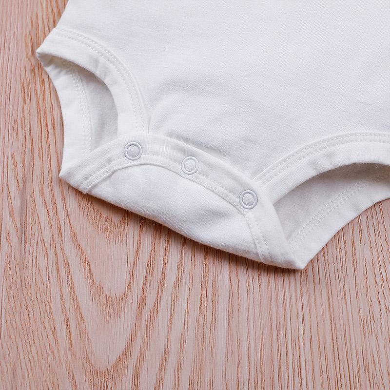3-piece Stripes Coat & Pants & Romper for Baby Boy