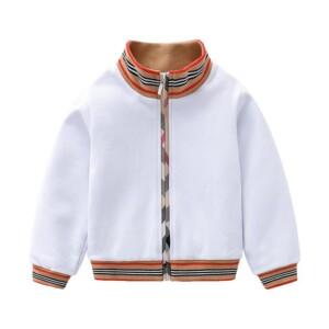 Stripes Jacket for Toddler Boy
