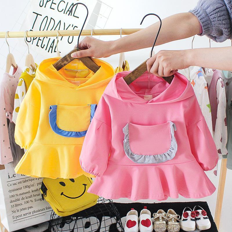 Long-sleeve Dress for Toddler Girl
