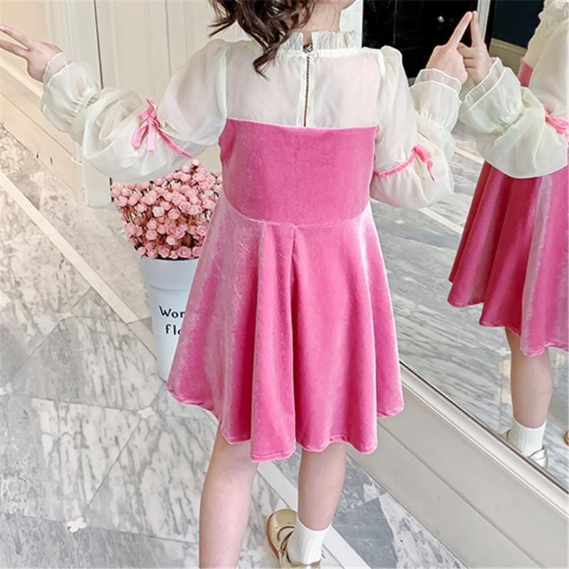 Ruffle Princess Dress for Girl