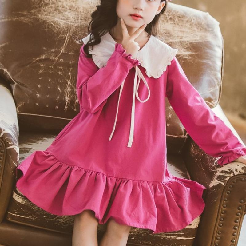 Ruffle Dress for Girl
