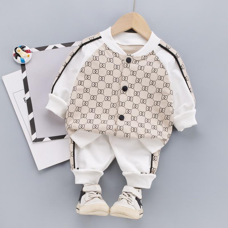 2-piece Suit for Toddler Boy