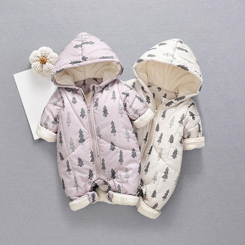 Extra Thick Jumpsuit for Baby