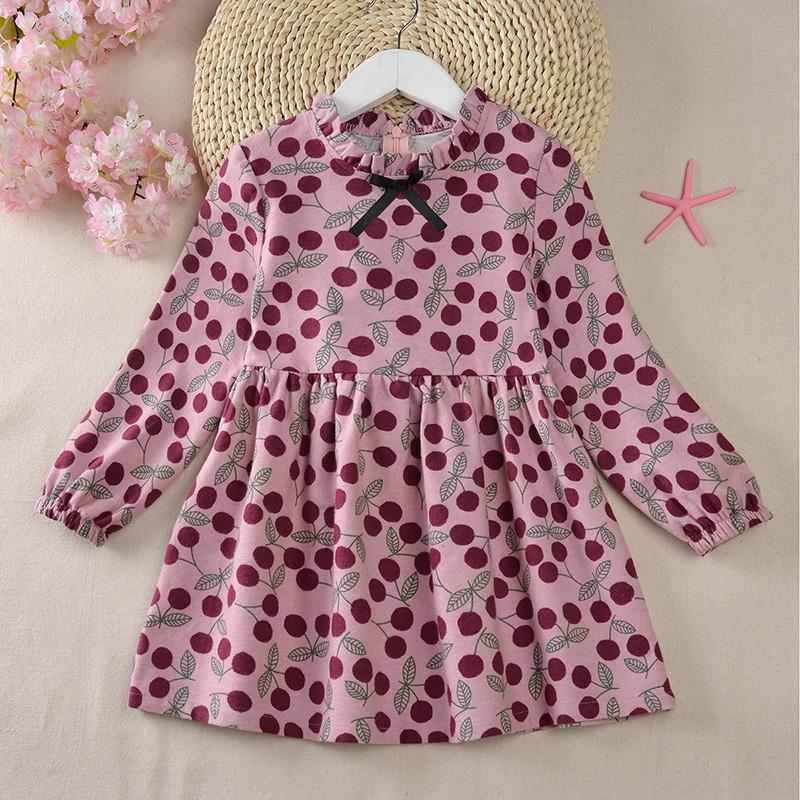 Polka Dot Dress for Girl