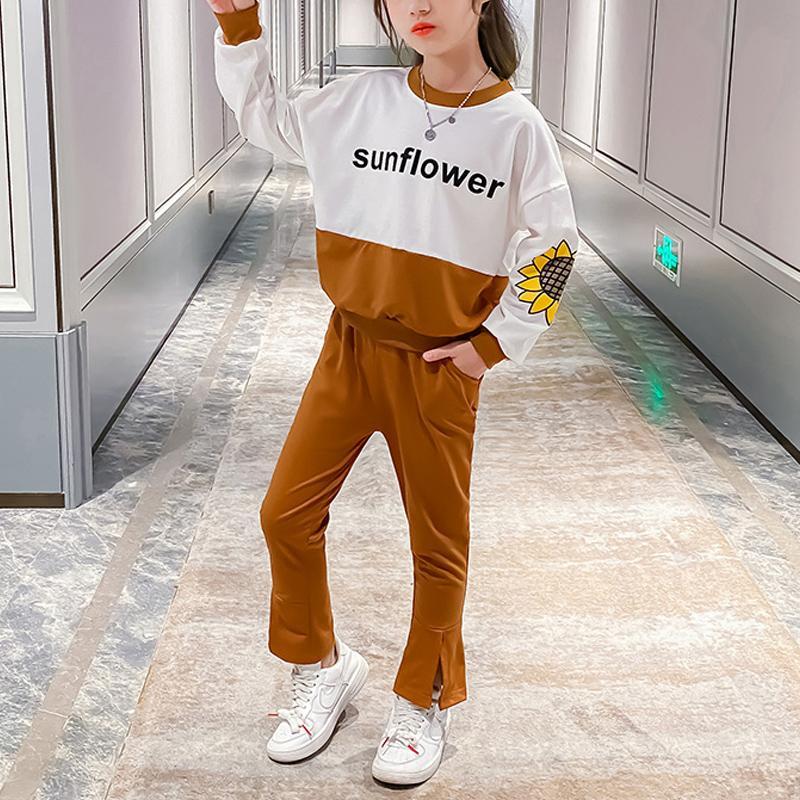 2-piece Sweatshirts & Pants for Girl