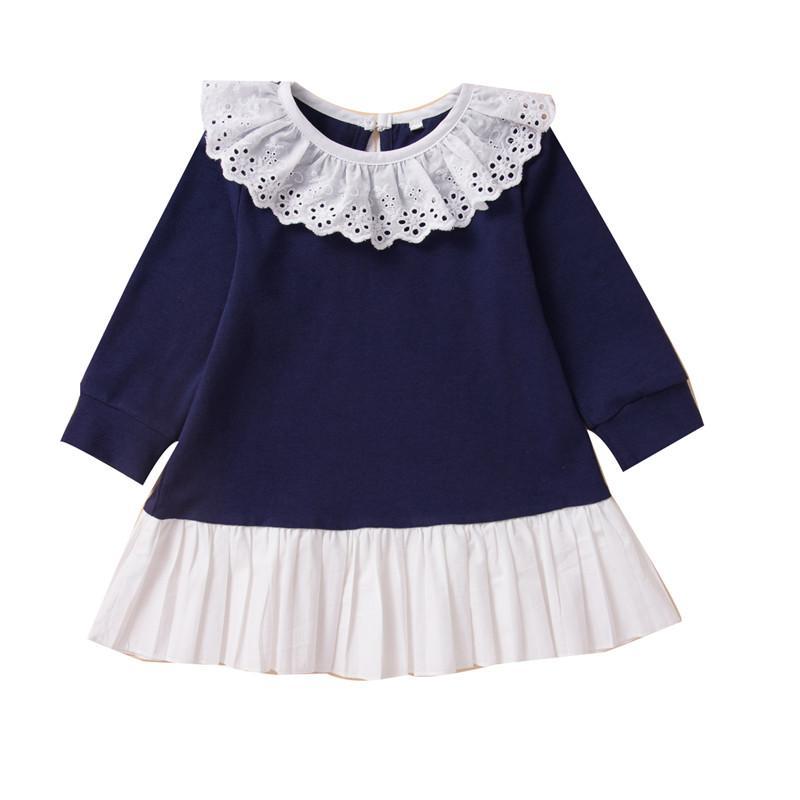 Ruffle Dress for Baby Girl