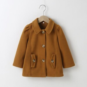 Duffle Coat for Toddler Girl