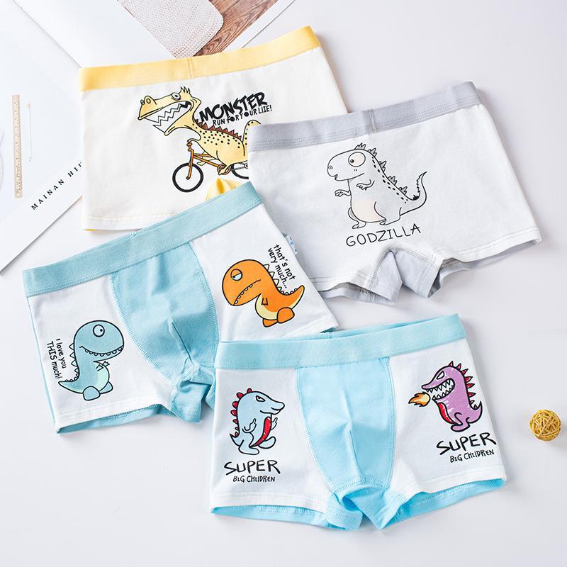 4-piece Underwears for Boy
