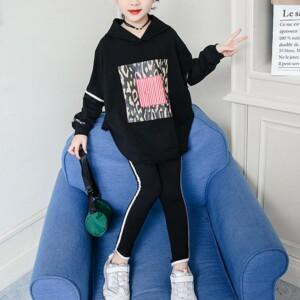 2-piece Hoodie & Pants for Girl