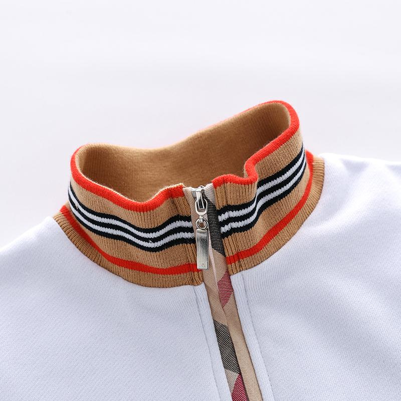 Stripes Jacket for Toddler Boy
