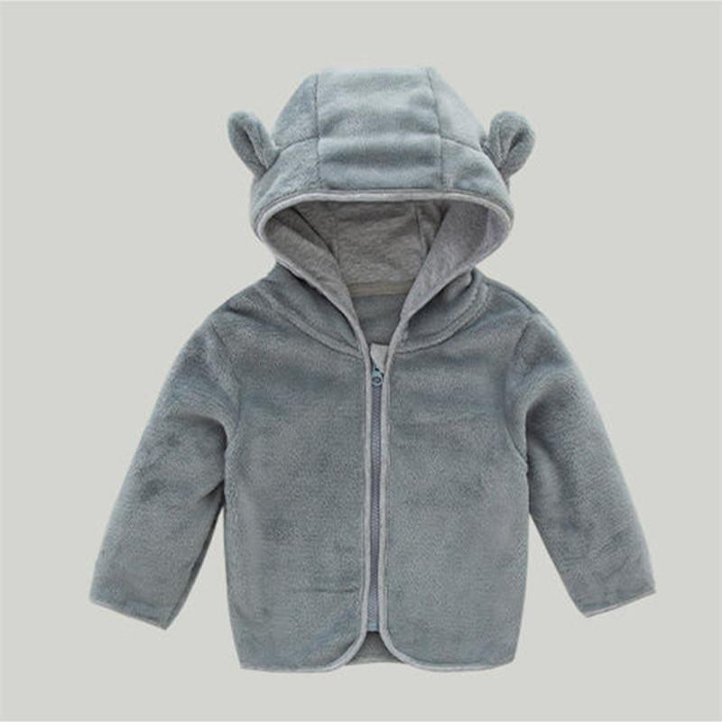 Fleece-lined Coat for Toddler Girl
