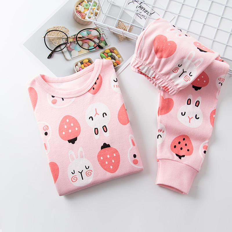 Cartoon Pattern Intimates Sets for Toddler Girl