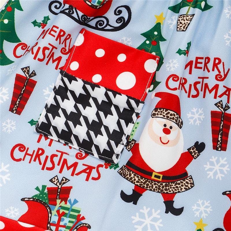 Christmas Dress for Toddler Girl
