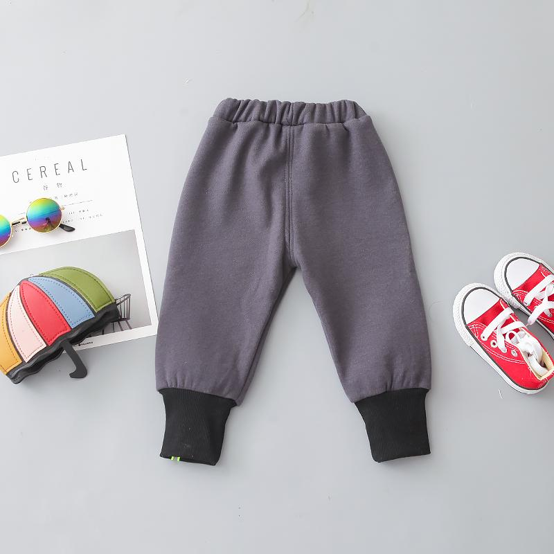 Stripes Thick pants for Toddler Boy
