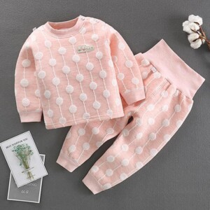 2-piece Thick Intimates Sets for Toddler Girl Boy