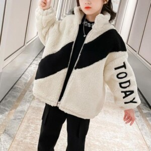 Extra Thick Puffer Jacket for Girl