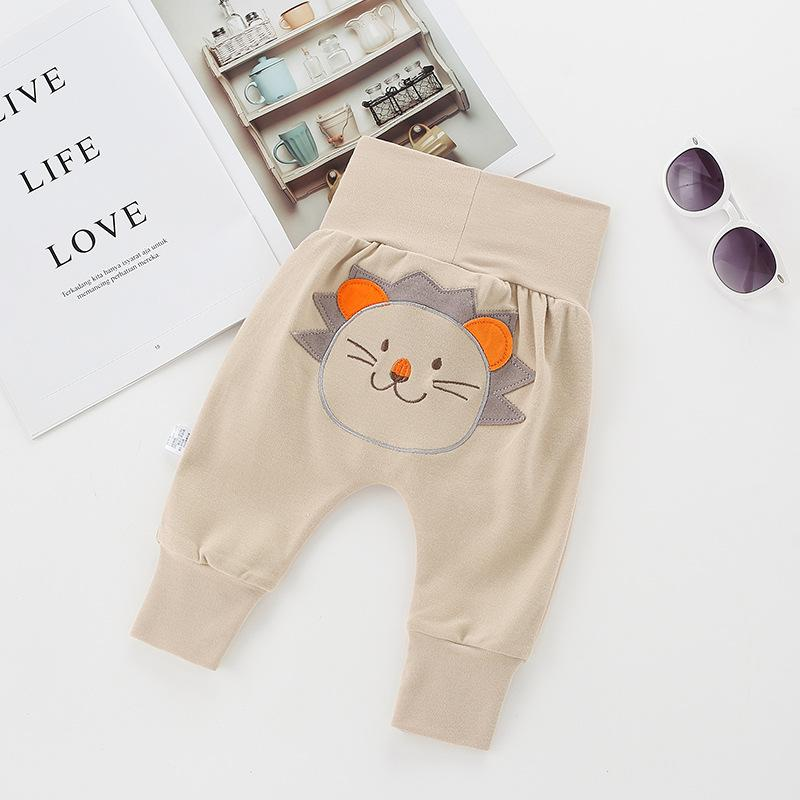 Bear Pattern PP Pants for Baby