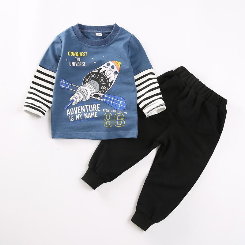 2-piece Sweatshirts & Pants for Toddler Boy