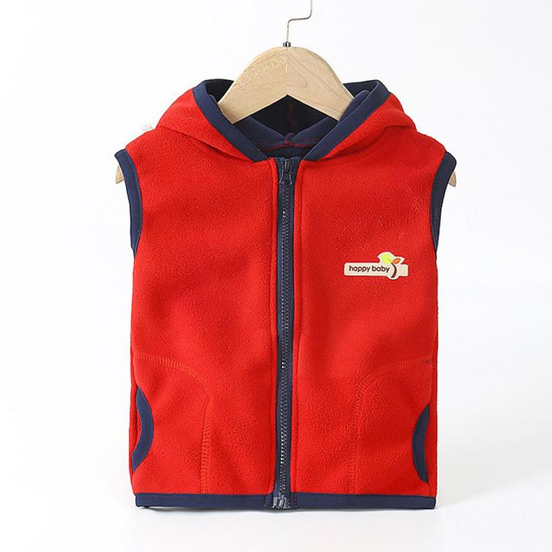 Thick Gilet for Toddler Girl