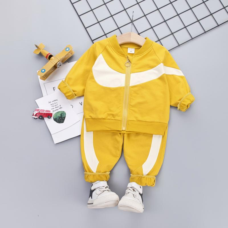 2-piece Sporty Suit for Toddler Boy