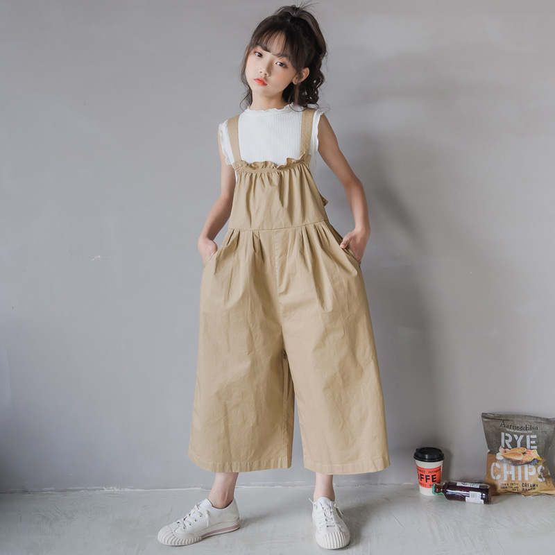 Kid girl fashion rompers one piece