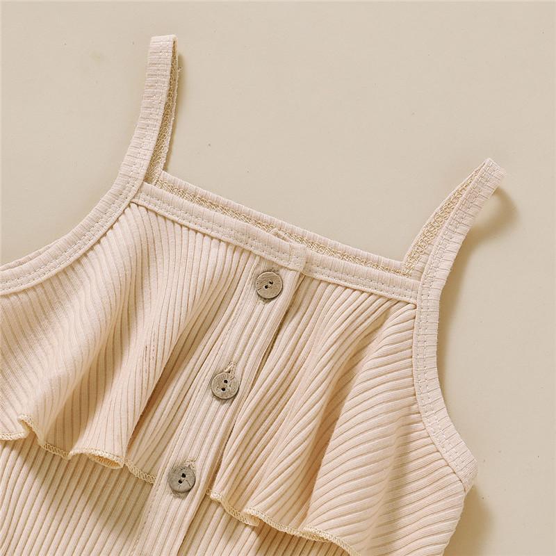 Solid Sling Bodysuit for