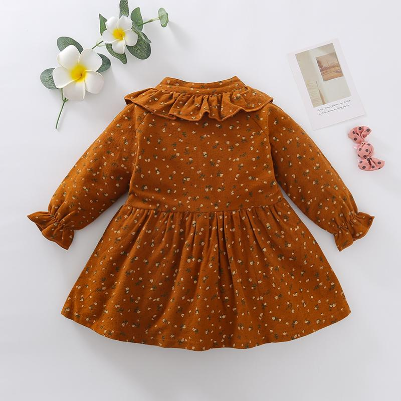 Floral Dress for Baby Girl