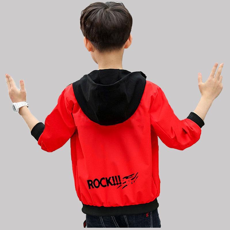 Tiger Pattern Jacket for Boy