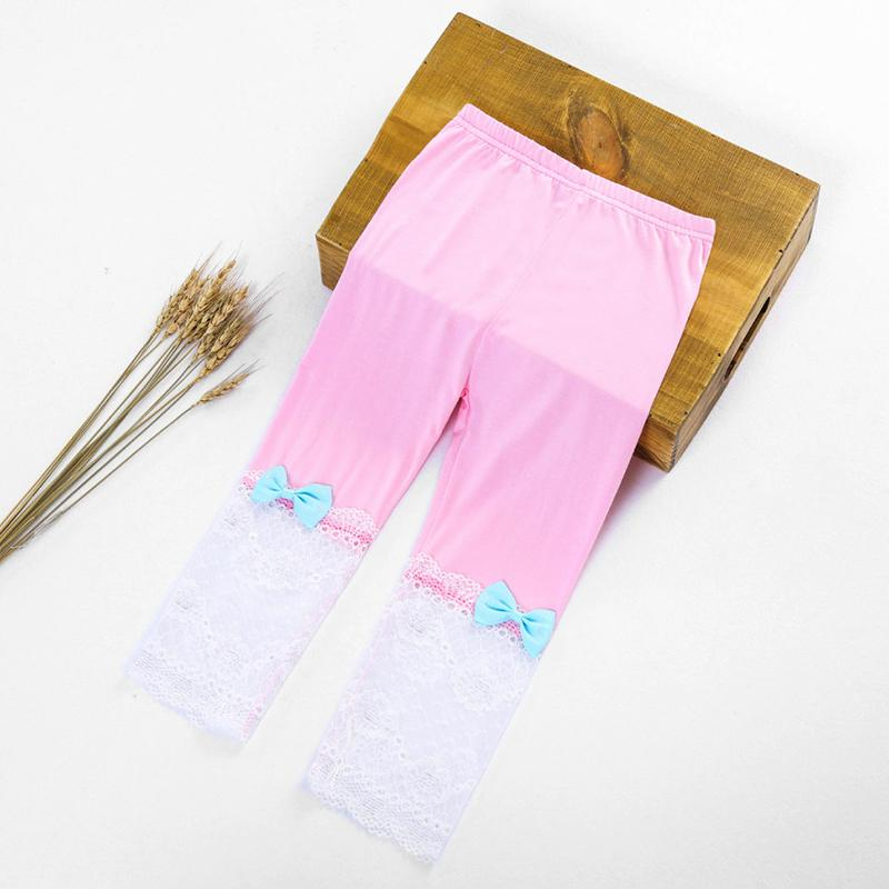 Lace Boot Pants for Toddler Girl
