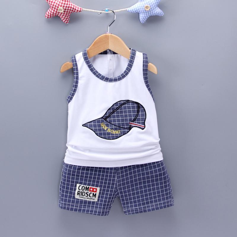 2pcs Fashion Plaid Solid Print Top and Pants