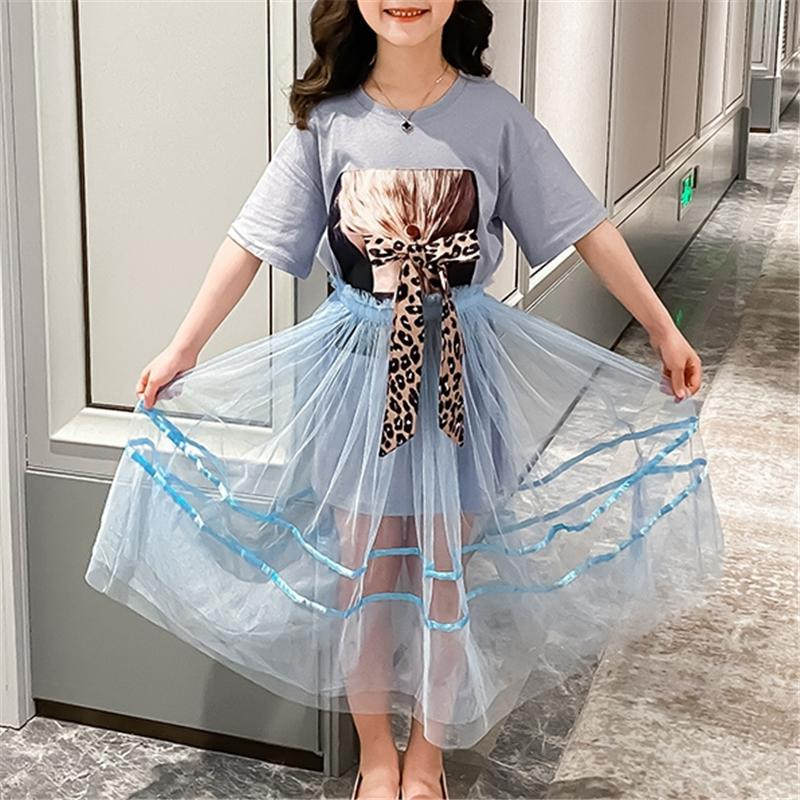Mesh Dress for Girl