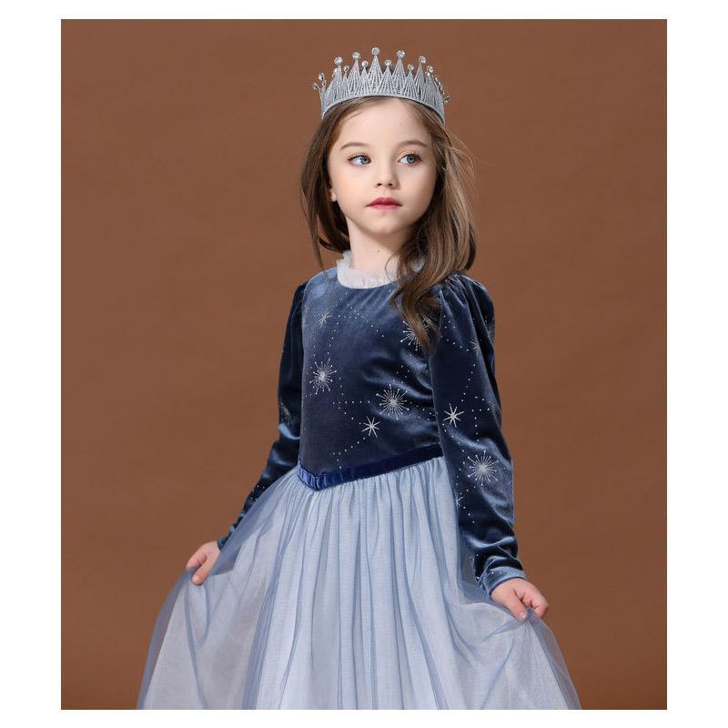 2-piece Cosplay Dress & cloak for Toddler Girl