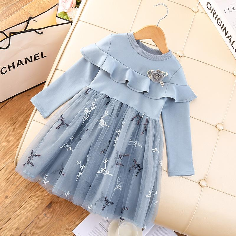 Princess Lace Dress for Girl
