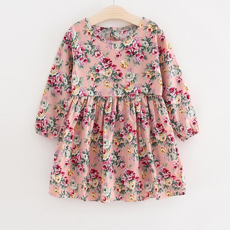 Floral Dress for Girl