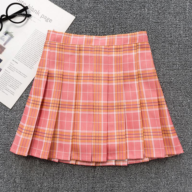 Pleated Skirt for Toddler Girl