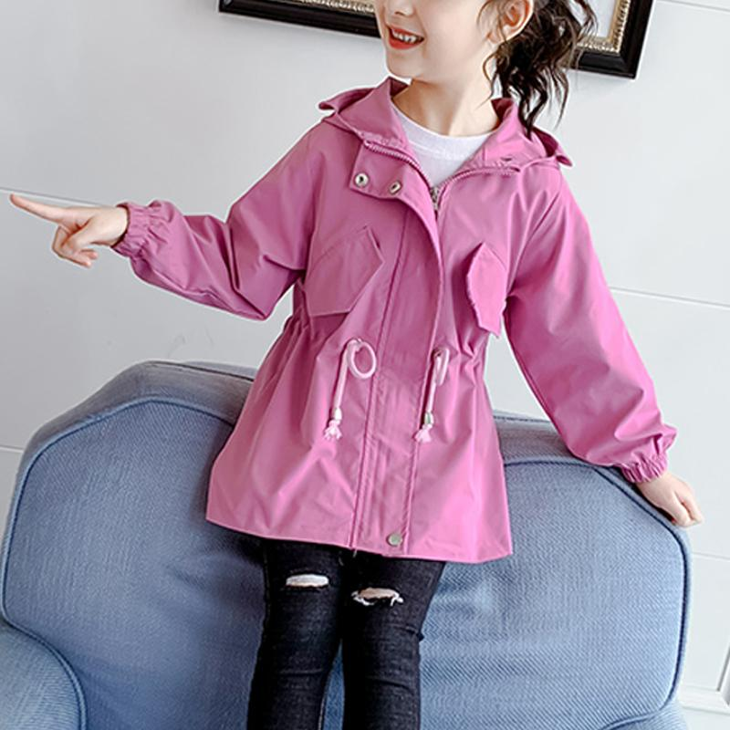 Cartoon Jacket for Girl