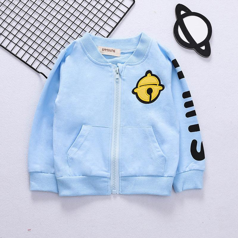 Bell Pattern Jacket for Toddler Boy