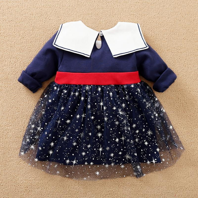Star Printing Bodysuit for Baby Girl