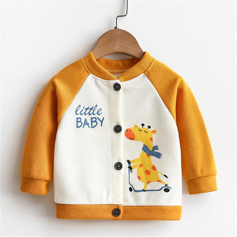Rabbit Pattern Coat for Toddler Girl