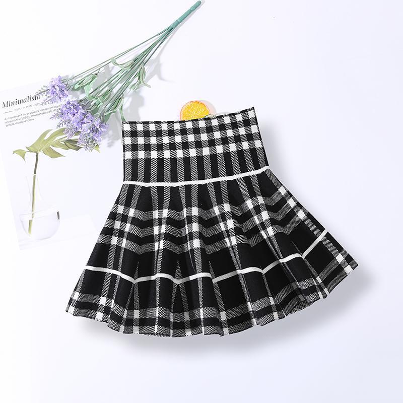 Plaid Skirts for Girls