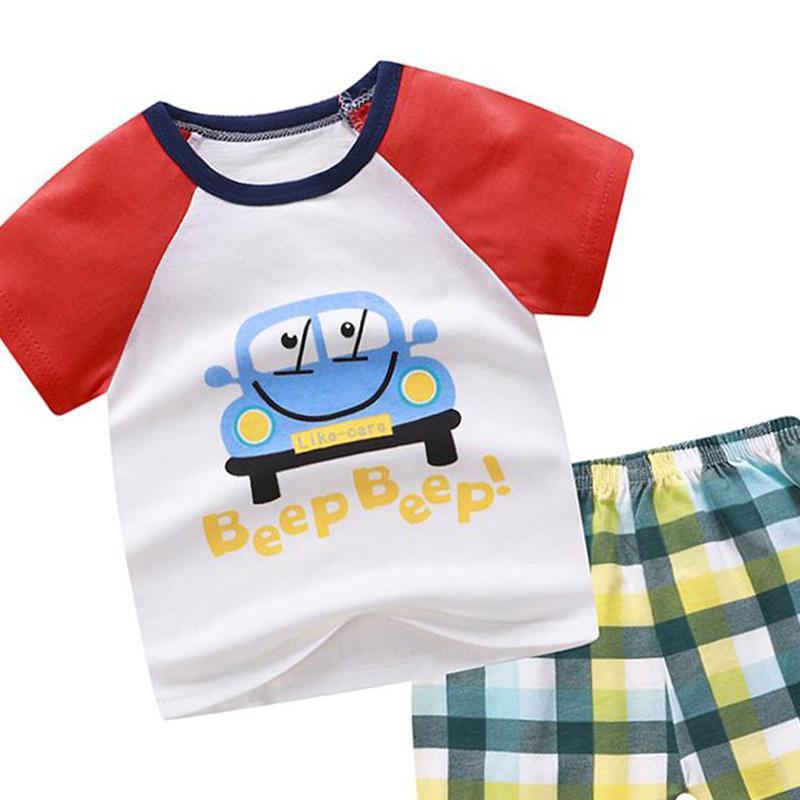 2-piece T-shirt & Shorts for Toddler Boy