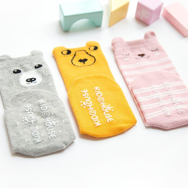 Cartoon Animal Socks for Children's