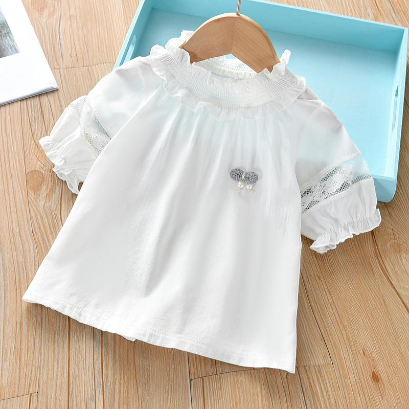 Ruffle T-shirt for Toddler Girl