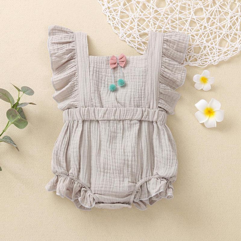 Ruffle Bodysuit for Baby Girl