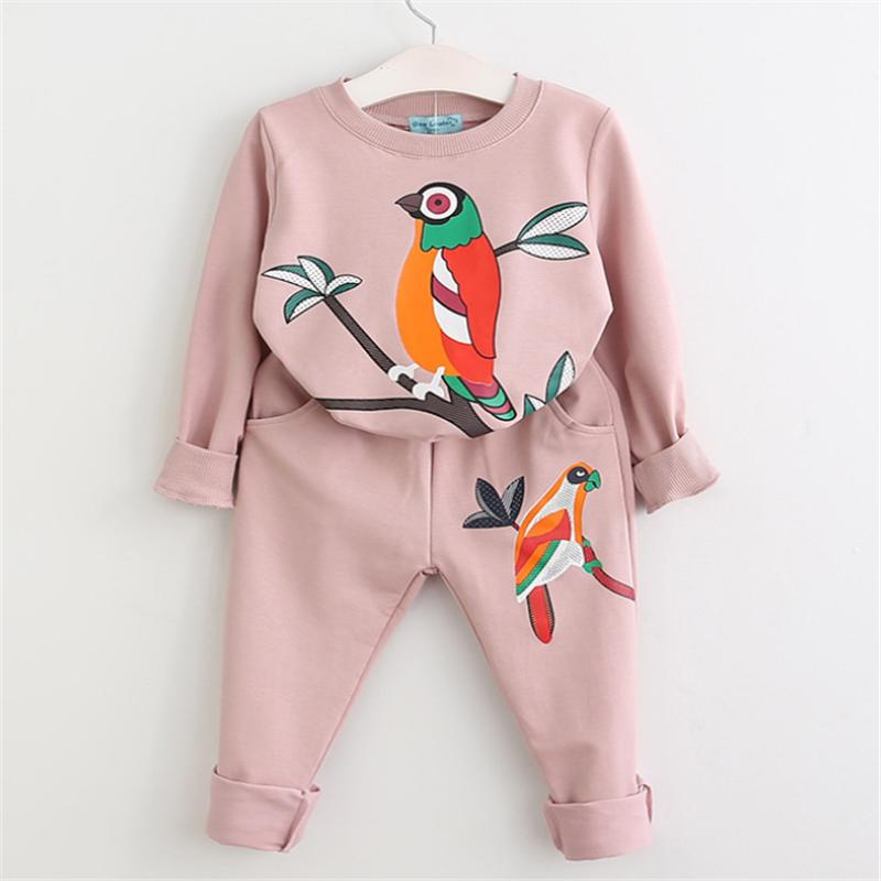 2-piece Sweatshirt & Pants for Girl